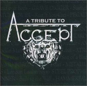 Accept Tribute-Accept Metal Or