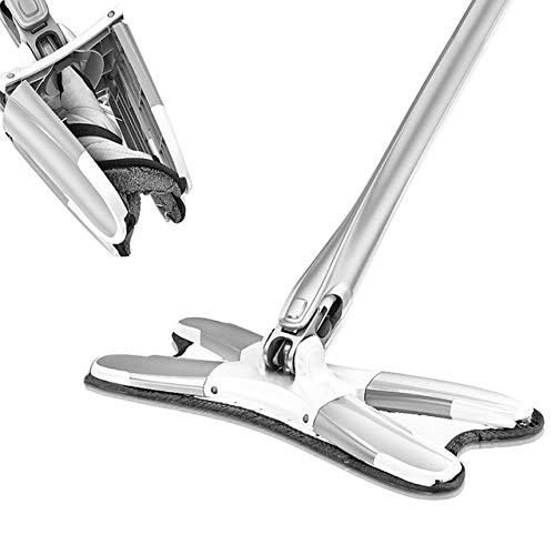 QAIYXM Lavado Manual De Extrusión Floor Mop Mop Free