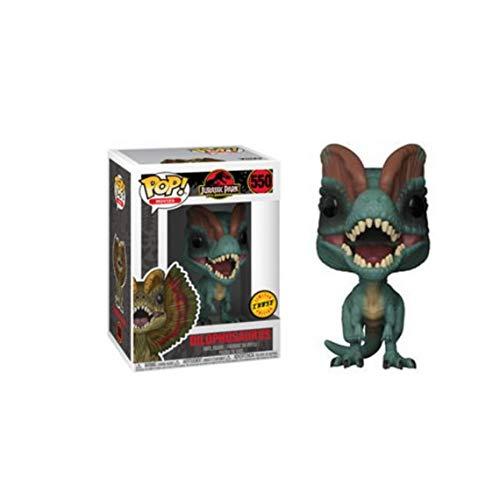 Funko POP! Jurassic Park: Dilophosaurus Chase