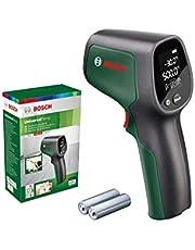 Bosch Infrarot Thermometer UniversalTemp (Temperaturbereich: –30 °C bis +500 °C, 2 AA-Batterien, im Karton)