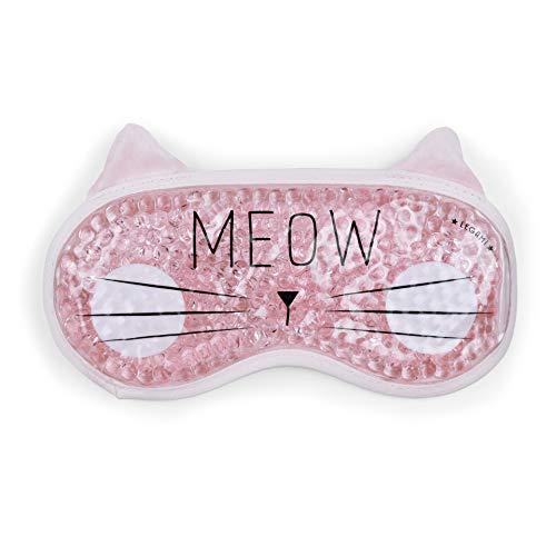Legami Chill Out, Maschera Gel Per Occhi, Meow - 90 Gr