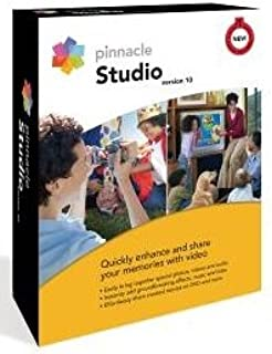 Pinnacle Studio 10.0 - Video Editing