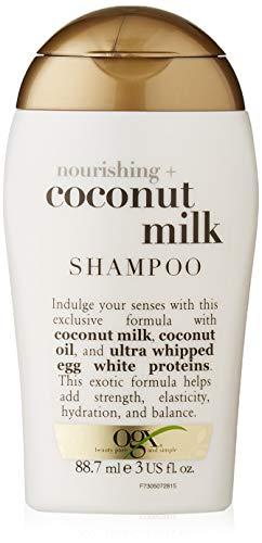 OGX Pflegendes + Kokosmilch-Shampoo, 88,7 ml