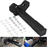 8629 Universal Wheel Bearing Hub Removal Tool Replace for ATD Tools, Compatible with All Axle Bolt Hubs (5, 6 and 8 Lug Hubs)