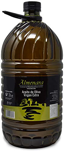 Almenara - Aceite de Oliva Virgen Extra (AOVE) en Garrafa PET de...