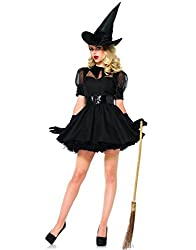 14493ba399490 魔女やディズニー風など2017年のハロウィン女性向けコスプレ衣装はコレ ...