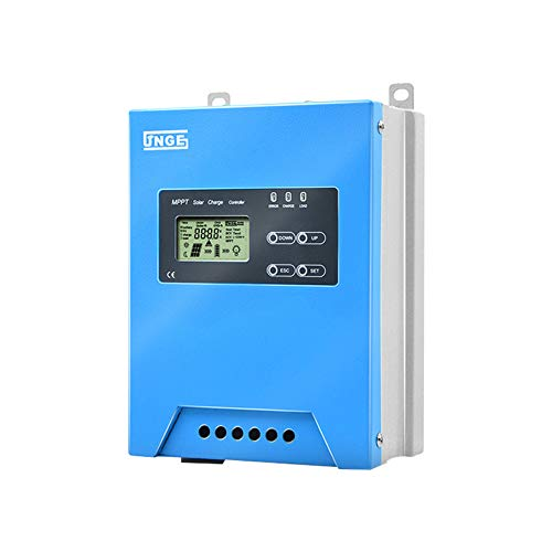 Fuhuihe MPPT Controlador de Carga Solar 12V / 24V / 48V Sistema de batería identificación...