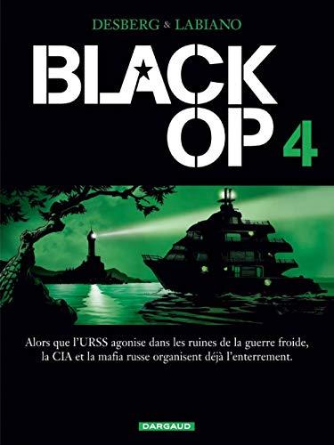 Black Op - saison 1 - Tome 4 - Black Op - tome 4