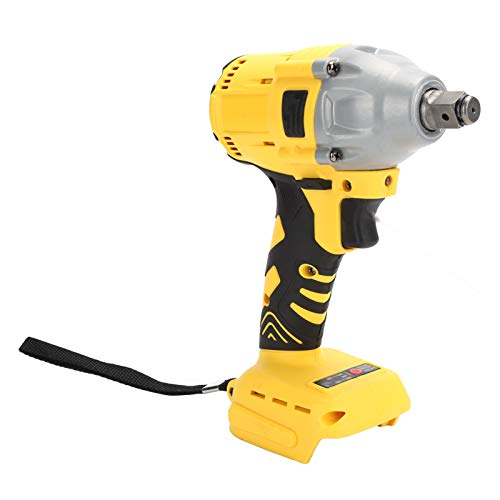 Cordless Drill, Brushless 10000 (RPM) Electric Wrench, Multifunction for Drills Wrenches Screwdrivers