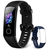 HONOR Band 5 Smartwatch Fitness Tracker Monitoraggio SpO2, Battito Cardiaco 24/7 e Sonno, Display...