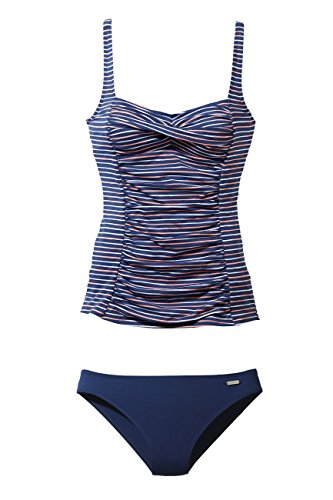 Sunseeker Bade-Bikini Bold, marine-mehrfarbig, D40
