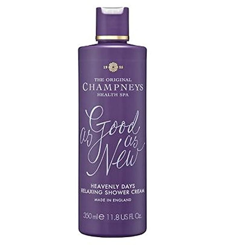要求ハプニング寸前Champneys Heavenly Days Relaxing Shower Cream 350ml - チャンプニーズ天の日のリラックスシャワークリーム350ミリリットル (Champneys) [並行輸入品]
