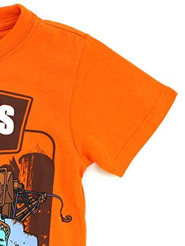 Disney Cars Boys Short Sleeve Tee (Toddler)