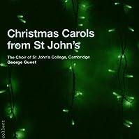 Christmas Carols From St John's by WADE / WILLCOCKS / CARTER / ANONY (2004-10-05)