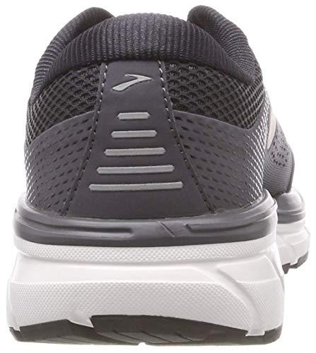 Brooks Dyad 10 Grey/Black/Tan 11.5 4E - Extra Wide