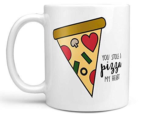 You Stole a Pizza My Heart Coffee Mug | Pizza Mug or Pizza Cup