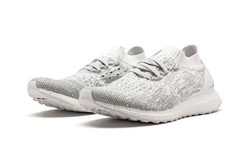 adidas New Footwear Ultra Boost Uncaged White/White/White 8.5 Mens Shoes