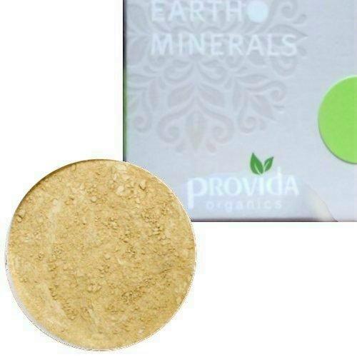 provida Earth Minerals Satin Foundation Golden 4, contenu 6 G