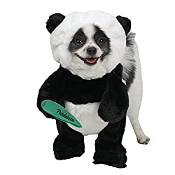 panda bear outfit for dog