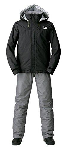 Thermoanzug DAIWA RAINMAX Winteranzug Schwarz Gr. XXXL Thermo Suit