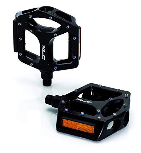 XLC Unisex– Erwachsene Plattform Pedal PD-M10, Schwarz, One Size