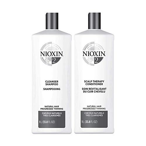 Nioxin Scalp Optimizing Cleanser Shampoo