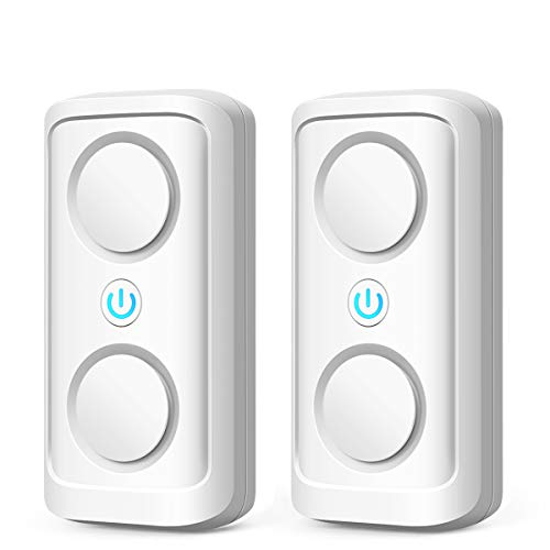E-BigSales 2020 Upgraded Ultrasonic Pest Repeller, Pest Control Reject Devices Electronic Plug in Repellent Defender Home Indoor for Rat Mosquito Mice Spider Ant Roaches Bugs Flea Insect (2 Pack)
