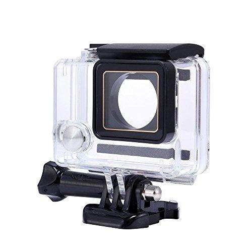 Calas Waterproof Housing Case for GoPro Hero 4/3/2/1 Black Camera Replacement Wate Resistant Protective Dive Housing Case - Underwater 45 Meters