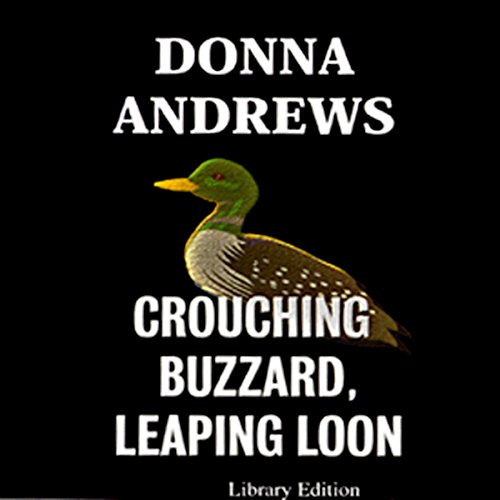 Crouching Buzzard, Leaping Loon cover art