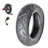 LXYZ Neumáticos de Scooter eléctrico, Neumáticos de vacío 10X3.0, Antideslizante ensanchado, Vehículo eléctrico Mini Harley de Cuerpo Fuerte, Molino Resistente, Seguridad