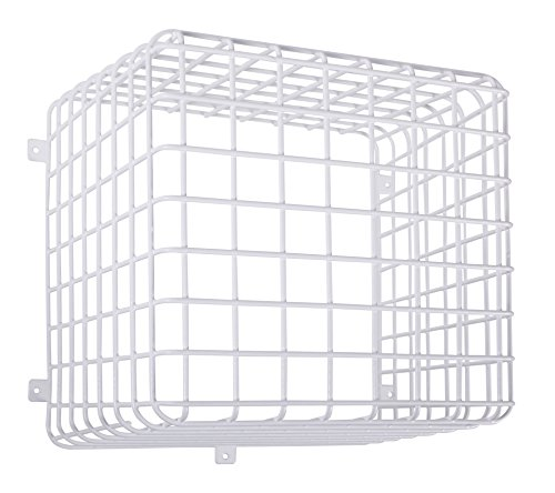 """Safety Technology International, Inc. STI-9730 Steel Wire Guard Damage Stopper Cube Cage Approx. 12"""" x 12"""" x 12"""""""