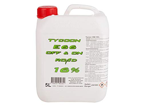 Tycoon Bio Fuel 16% On+Off-Road # 5 Liter E66 Made in Germany