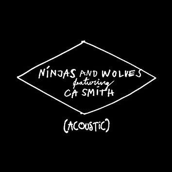 Ninjas & Wolves (feat. CA Smith) [Live at Casa Del Pop]