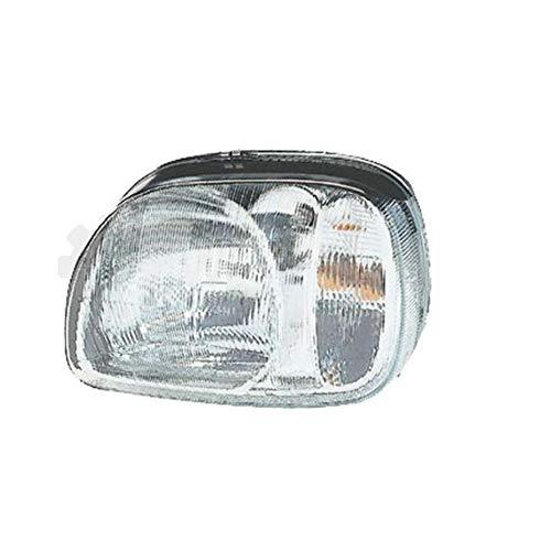 Scheinwerfer rechts für Micra K11 4.98-8.00 H4 ohne Motor mit Blinker