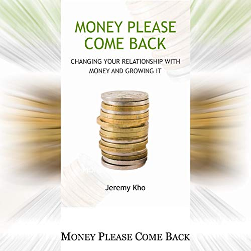 Money Please Come Back audiobook cover art