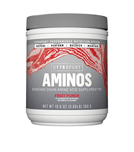 CytoSport Aminos Fruit Punch, 300 g