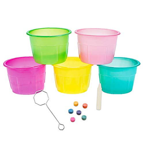 Dudley's Easter Egg Coloring Cups for Decorating Easter Eggs