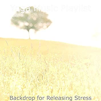 Backdrop for Releasing Stress