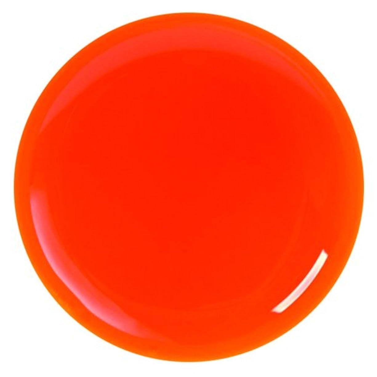 ペイント怠感ハイランドMY GEL(マイジェル) ソフトジェル バレンシアオレンジ 4g 【マット】 発色が良くリフトしにくい!