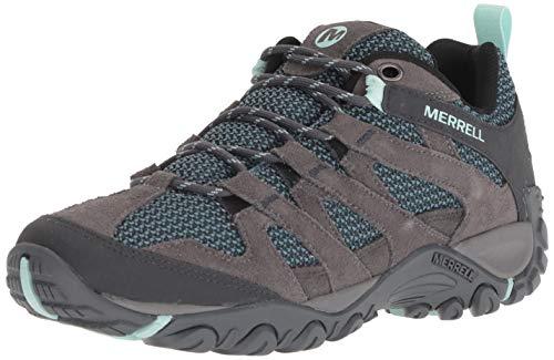 Merrell Women's ALVERSTONE Hiking Shoe, Charcoal, 08.5 M US