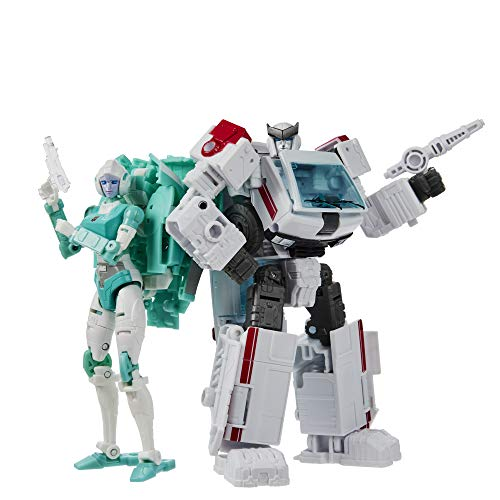 Transformers Generations War for Cybertron Galactic Odyssey Collection Paradron Medics 2-Pack, AMAZON EXCLUSIVE, Ages 8 and Up, 5.5-inch
