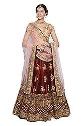 jannat creation women lengha choli with dupatta