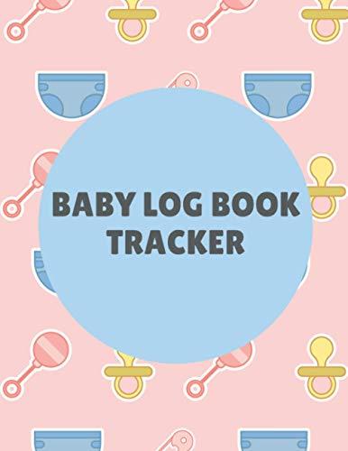 Baby Log Book Tracker: Baby