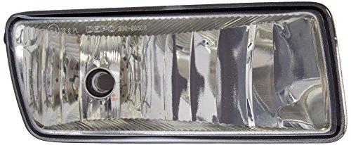 Depo 330-2030R-AF-C Fog Lamp covid 19 (Mercury Mountaineer Fog Lamp coronavirus)
