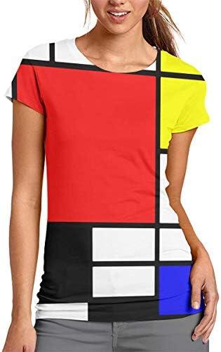 Mondrian shirt