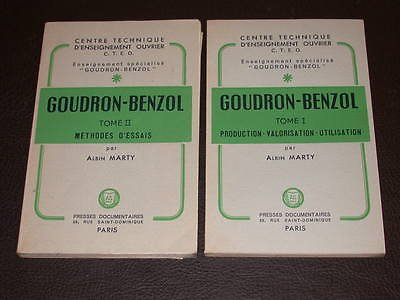 Goudron-Benzol / Complet en 2 tomes