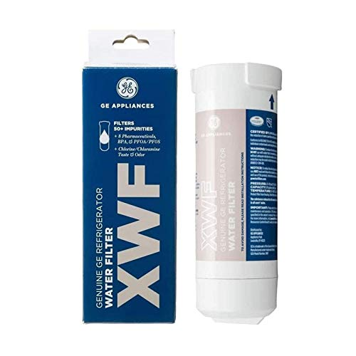 XWF Refrigerator Water Filter Replacement For GE Water Filter XWF Water Filter-1 Pack
