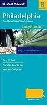 Rand McNally Philadelphia, Southeastern Pennsylvania: Major Roads & Highways (Easy Finder)
