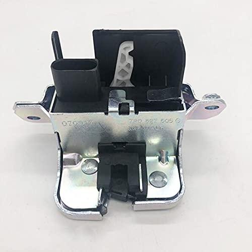 AutOcean Interruptor de Bloqueo de Puerta de Maletero Trasero para VW Touareg Sharan para Seat Alhambra 2011 2012 2013 2014 2015 2016 2017