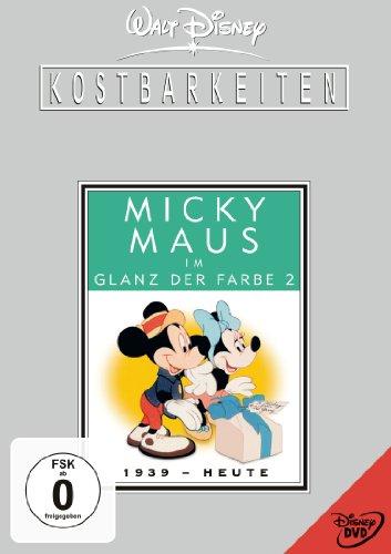 Walt Disney Kostbarkeiten: Micky Maus im Glanz der Farbe 2 (2 DVDs)